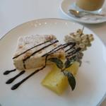 ホキ美術館 ミュージアムカフェ - セミフレッド