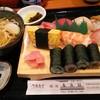 鮨所 もり口 - 料理写真:すし定食