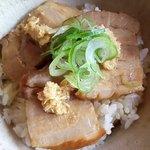 まん作 - 豚肉山わさびごはん♬♬美味しい上富良野ポーク♡