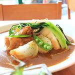 カフェ リッチョ - 春野菜