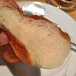 コーヒーショップ ダイニングカフェ カメリア - [料理] パン 切り口のアップ♪w ①