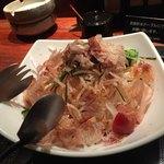 博多もつ処 煌梨 - 大根サラダ