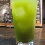 どんちゃん - 緑茶ハイ