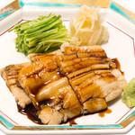 つきぢ神楽寿司 - 煮穴子