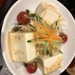 焼き肉829 - 豆腐サラダ