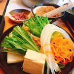 どん亭 - 野菜もたっぷり♡