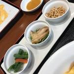 中国料理千琇 - 冷菜三種