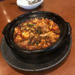 中国料理千琇 - 単品 麻婆豆腐 880円