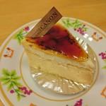 カノン - 半熟チーズケーキ…税込388円