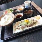 石焼&ワイン イワタ - 和風定食 1190円