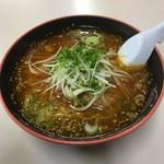 ニュー福屋 - タンタンメン630円