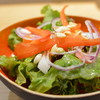 ファリナモーレ - 料理写真:庄内の畑のサラダ