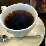 ヒロコーヒー - ドリンク写真:日替わりのコーヒー♪酸味もコクもmaxのコーヒーでした。