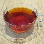 フラワー ナチュラル フード カフェ - 有機紅茶