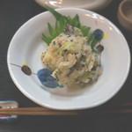 Hokkoriya - おばんざい(ポテトサラダ)