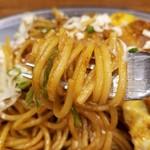 ナポリの旋風 - もちもちスパ麺