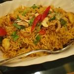 インド料理 ショナ・ルパ - ビリヤニ(海老)