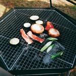 毛呂山町ゆずの里オートキャンプ場 - 料理写真:
