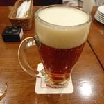 ビヤレストラン 銀座ライオン - 琥珀エビス