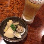 居酒屋 夕凪 - 料理写真:お通し
