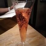 イタリアン酒場 MariaMaria - お勧めスパークリングワイン 650円