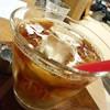喫茶 上る - ドリンク写真:夫はアイスコーヒー