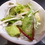 Morinomiyakotasuke - サラダ
