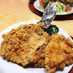 正和食堂 - お肉はモモとムネの2種