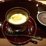 おたる政寿司 - 茶碗蒸し