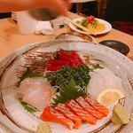 日本酒×北海道食材 地元家 -