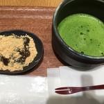 綱島園いっぷく茶房 イオンモール木更津店 - 抹茶(お茶請付)