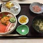 恵比寿屋食堂 - 「ロ」朝定食