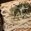 越後長岡 小嶋屋 - 料理写真:蕎麦アップ