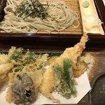 越後長岡 小嶋屋 - へぎ蕎麦天ぷら付