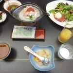 八勝閣 みづのを - '18/05/02 朝食(続き)
