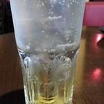 居酒屋 NIJYU-MARU - やさしさ梅酒通常430円が199円をソーダ割