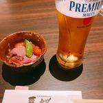 馬桜 - プレモル美味し!