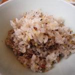 8526036 - おかわりできる雑穀米