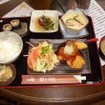 レストラン メロディー - 料理写真:日替わり御膳