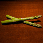 味竜 - 【アスパラガス】長野県産のアスパラはパリッ!ポキッ!という食感と甘みがヤミツキに