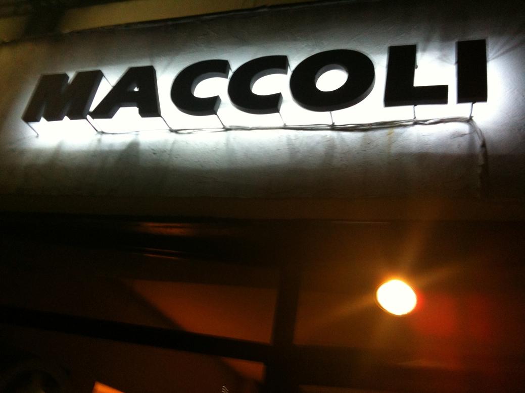 MACCOLI BAR