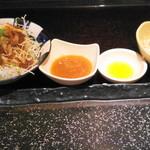 Manger - 定食セット(490円)