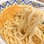 中国ラーメン揚州商人 - 細麺
