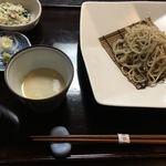 85262488 - 粗挽き細打ち麺