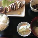居酒屋 まる甚 - ★★★ 真イカ焼き定食