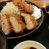 とんかつ稲 - 料理写真:海老ヒレカツ定食