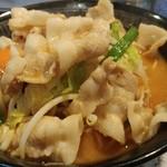 蔵一 - 肉野菜味噌ラーメン