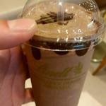 リンツ ショコラ カフェ - アイスチョコレートドリンク