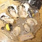 牡蠣とワインの店 アサドール・デル・マール - 生牡蠣