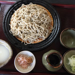 わかお - わかお特製二味そば 大盛 ¥1000